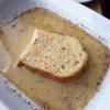 Bánh mì chiên caramel