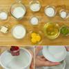 Bánh souffle trà xanh