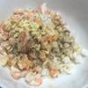 Chả giò hải sản trứng bắc thảo
