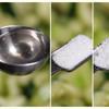 Cho tiếp dưa leo vào đảo đều trong 30 giây và tắt bếp. Đổ giấm, và rắc đường, muối và để nguyên thêm 10 – 15 phút nữa.