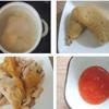 Gỏi gà trộn sốt chua ngọt