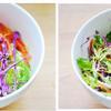 Salad gà ngũ sắc