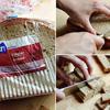 Súp bánh mì sữa