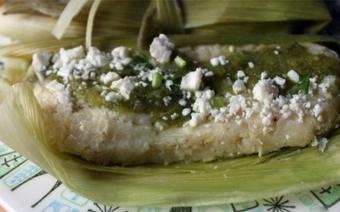 Bánh bắp Mexico