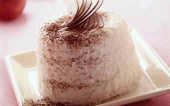 Bánh Baravese chanh dừa