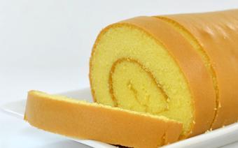 Bánh bông lan cuộn