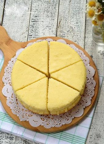 Bánh bông lan đơn giản bằng nồi cơm điện