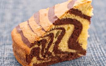 Bánh bông lan ngựa vằn