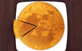 Bánh bông lan nướng với nồi cơm điện
