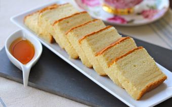 Bánh bông lan xốp mềm ngon