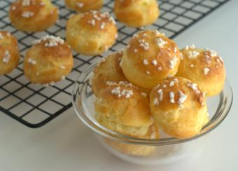 Bánh chouquette đường
