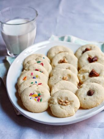 Bánh cookie bơ