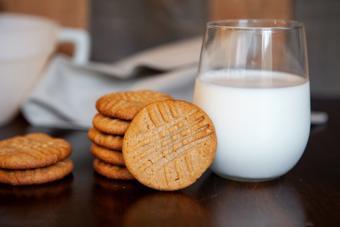 Bánh cookie bơ đậu phộng đơn giản