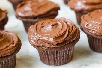 Bánh cupcake chocolate xốp mềm