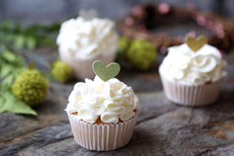 Bánh cupcake đơn giản