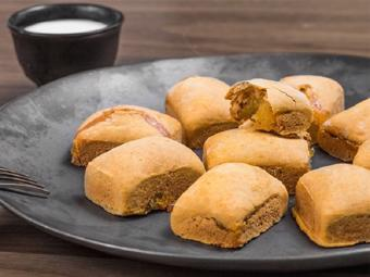 Bánh dứa nướng dẻo thơm