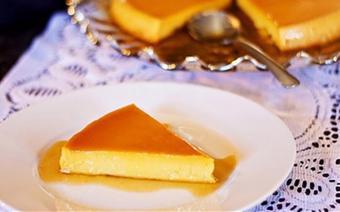 Bánh Flan phiên bản Philippines