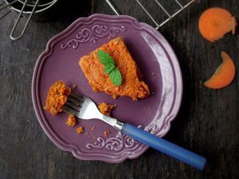 Bánh gato cà rốt