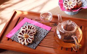 Bánh hoa cúc