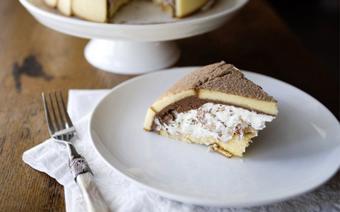 Bánh kem không cần nướng