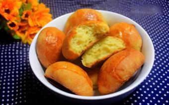 Bánh khoai lang nướng mềm