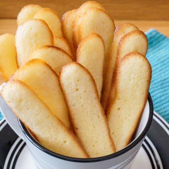 Bánh lưỡi mèo giòn rụm thơm bơ