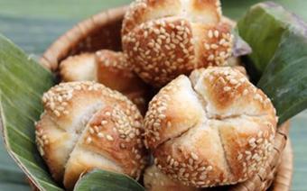 Bánh mè chiên giòn