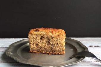 Bánh mì chuối nướng giảm cân
