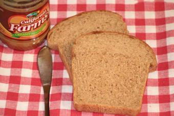 Bánh mì đen nguyên cám
