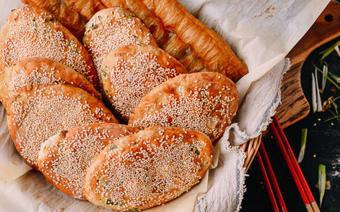 Bánh mì mè kiểu Thượng Hải