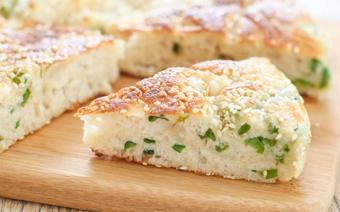Bánh mì mè trắng