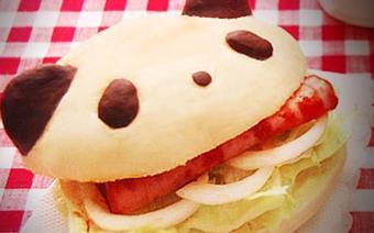 Bánh mì panda