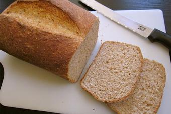 Bánh mì sandwich mật ong