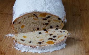 Bánh mì Stollen thơm ngon