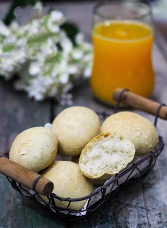 Bánh mì sữa thơm mềm