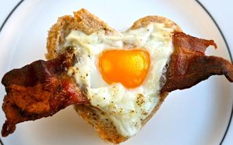 Bánh mì thịt trứng