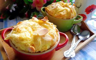 Bánh mì trứng gà nướng