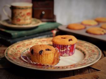 Bánh muffin nam việt quất