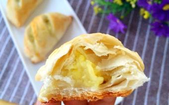 Bánh ngàn lớp nhân sầu riêng