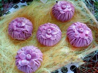Bánh nướng hoa mai