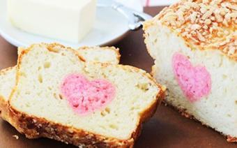 Bánh phô mai trái tim