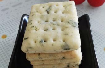 Bánh quy bơ rong biển ngon tại nhà