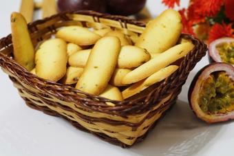 Bánh quy chanh dây đơn giản