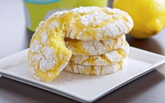 Bánh quy chanh dừa