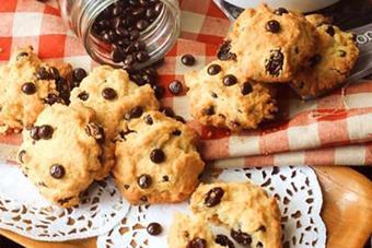 Bánh quy choco chip béo giòn