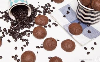 Bánh quy chocolate cà phê