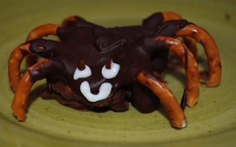 Bánh quy hình nhện