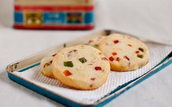 Bánh quy mứt thập cẩm