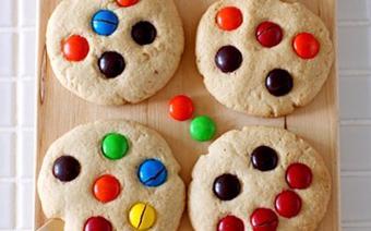 Bánh quy nhân socola M&M