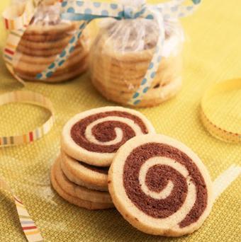 Bánh quy Pinwheel Cookies